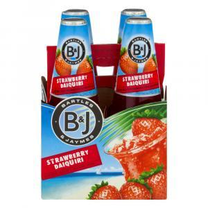 Bartles & Jaymes Strawberry Daquari Wine Coolers