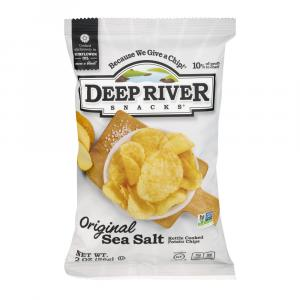 Deep River Original Salted Kettle Chips