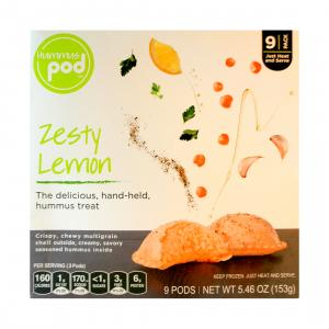 Hummus Pod Zesty Lemon