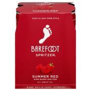 Barefoot Refresh Spritzer Summer Red