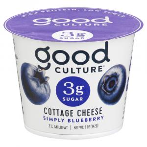 Good Culture Simply Blueberry Cottage Cheese