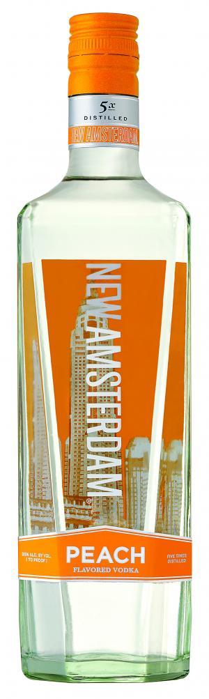 New Amsterdam Peach Vodka