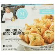 Martha Stewart Kitchen Goat Cheese Hors D'oeuvres