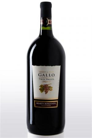 Gallo Family Vineyards Twin Valley Hearty Burgundy