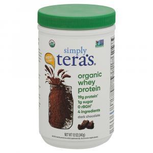 Tera's Whey Gluten Free Organic Dark Chocolate