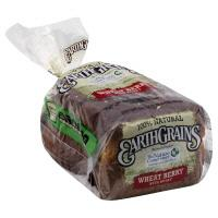 Earthgrains 100% Natural Wheatberry With Honey Bread