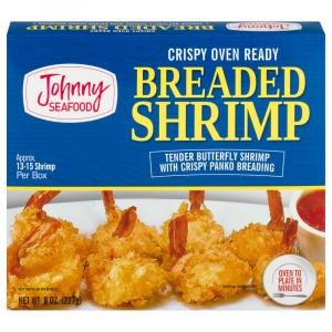 Johnny Seafood Butterfly Oven Ready Shrimp