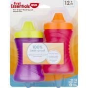 NUK 10 Ounce Fun Grip Cups