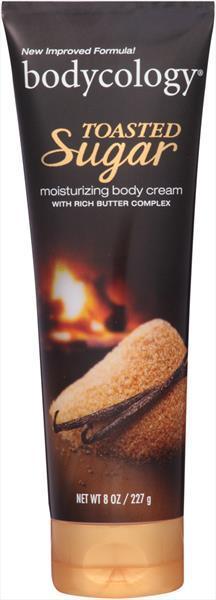 Bodycology Toasted Sugar Moisturizing Body Cream