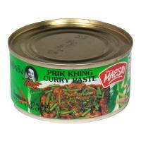 Maesri Prik Khing Curry Paste