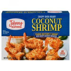 Johnny Seafood Coconut Shrimp