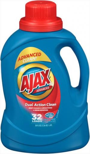 Ajax 2x Ultra Laundry Detergent Original For High Efficiency