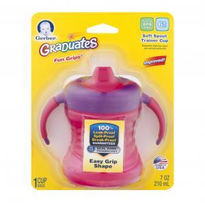 Nuk Fun Grips Soft Spout Sippy Cup