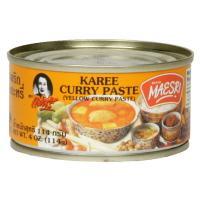 Maesri Karee Curry Paste