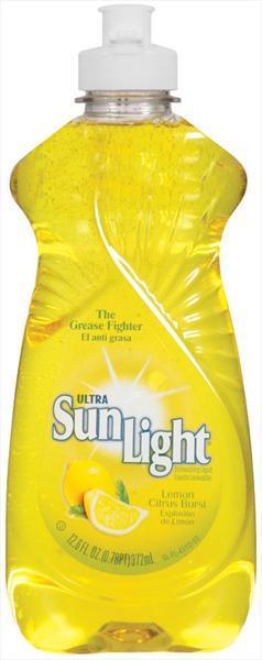 Sunlight Lemon Ultra Hand Dish Soap