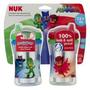 NUK PJ Masks Insulated Hard Spout Cup