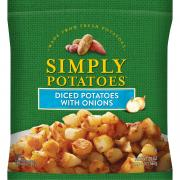 Simply Potatoes Diced Potatoes w/Onion