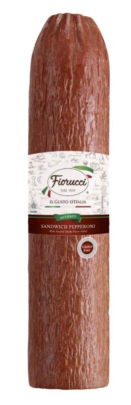 Fiorucci Pepperoni Sandwich