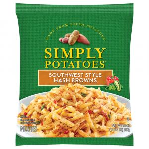 Simply Potatoes Hash Browns Southwestern