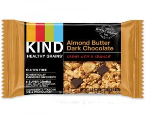 Kind Healthy Grains Almond Butter Dark Chocolate