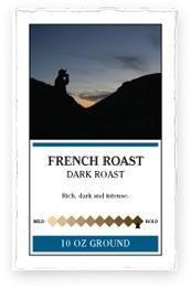 Katahdin French Roast Ground Coffee