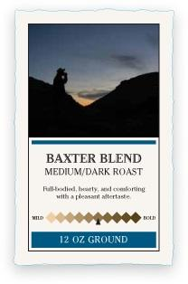 Katahdin Baxter Blend Ground Coffee