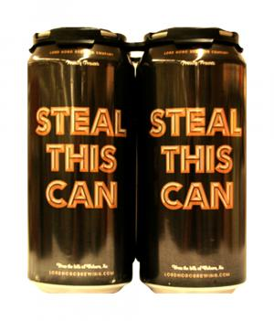 Lord Hobo Steal This Can Ipa