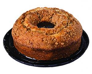 Cinnamon Crumb Creme Cake