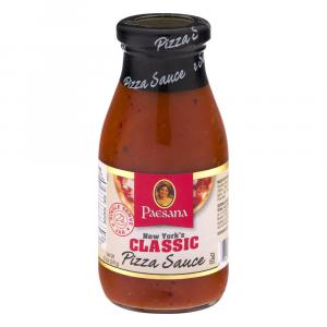 Paesana New York's Classic Pizza Sauce