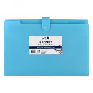 DocIt 5 Pocket Organizer