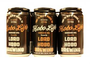 Lord Hobo Hobo Life Session IPA