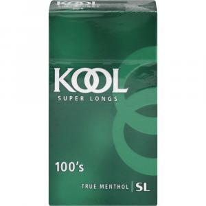 Kool Box 100 Cigarettes