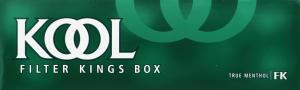 Kool Box Cigarettes