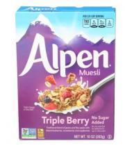 Alpen Muesli Triple Berry Cereal