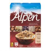 Alpen Original Muesli Cereal