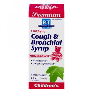 Boericke & Tafel Natural Child's Cough & Bronchial Syrup