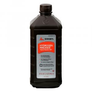 Swan Hydrogen Peroxide 3%