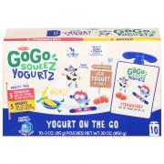GoGo Squeez Yogurtz Strawberry Banana