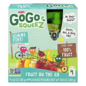 GoGo Squeeze Gimme Five