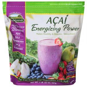 Campoverde Fruit & Veggie Blenders Acai Energizing Power