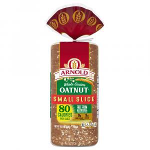Arnold Oatnut Small Slice Bread