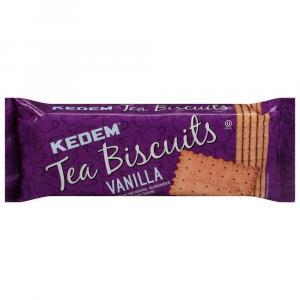 Kedem Vanilla Tea Biscuits