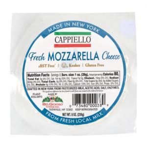 Cappiello Fresh Mozzarella Ball