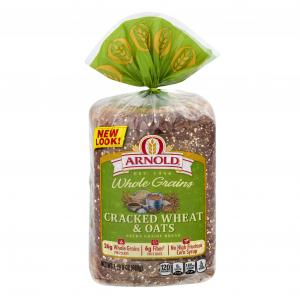 Arnold Extra Grainy Cracked Wheat And Oats