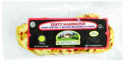 Cappiello Zesty Marinated Braided Mozzarella Cheese