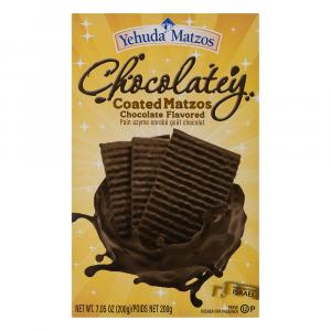 Yehuda Chocolate Covered Matzo