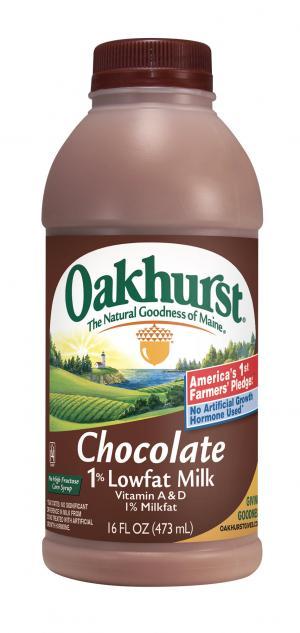 Oakhurst Low Fat Chocolate Milk