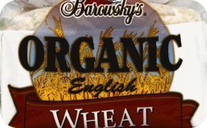 Barowsky's Organic Wheat English Muffins