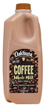 Oakhurst Whole Coffee Milk