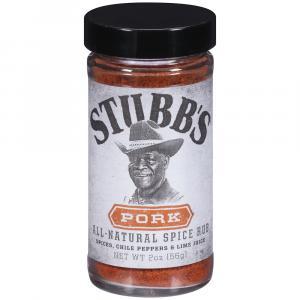 Stubb's Pork Spice Rub